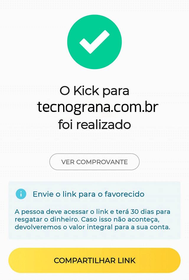 C6-Kick-4 C6 Kick é uma nova forma de enviar dinheiro por SMS para seus contatos