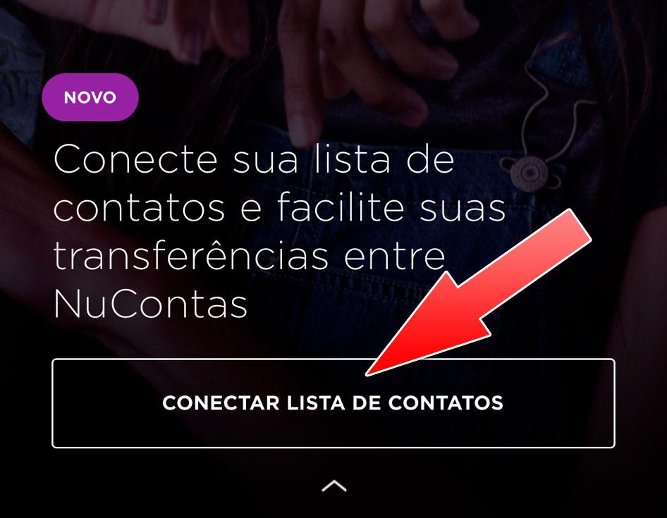 Contatos-Nuconta3 Como funciona a integração dos seus contatos com a NuConta