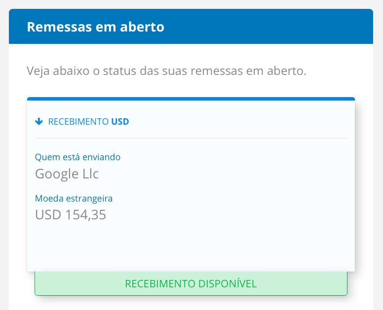 Remessa10 Como configurar o Remessa Online para receber pagamentos do Google AdSense no Brasil
