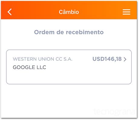 Cambio-Inter-8 Como receber pagamento do AdSense pelo Banco Inter