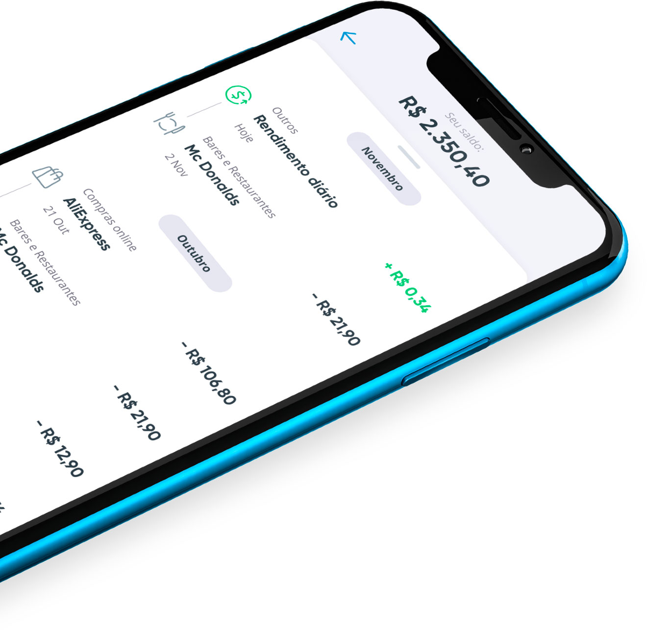 EbanxGo4 Ebanx planeja lançar conta digital com cashback de 5%