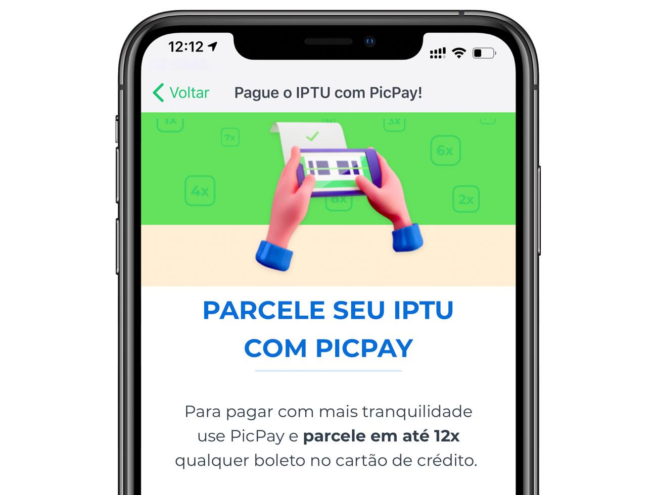 Parcele-PicPay Vale a pena parcelar o IPTU em aplicativos de pagamento?