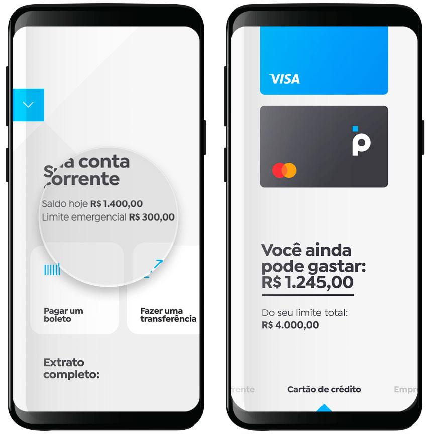 conta-digital-banco-pan-cartao-credito-sem-anuidade Banco PAN lança conta digital com cartão de crédito livre de anuidade