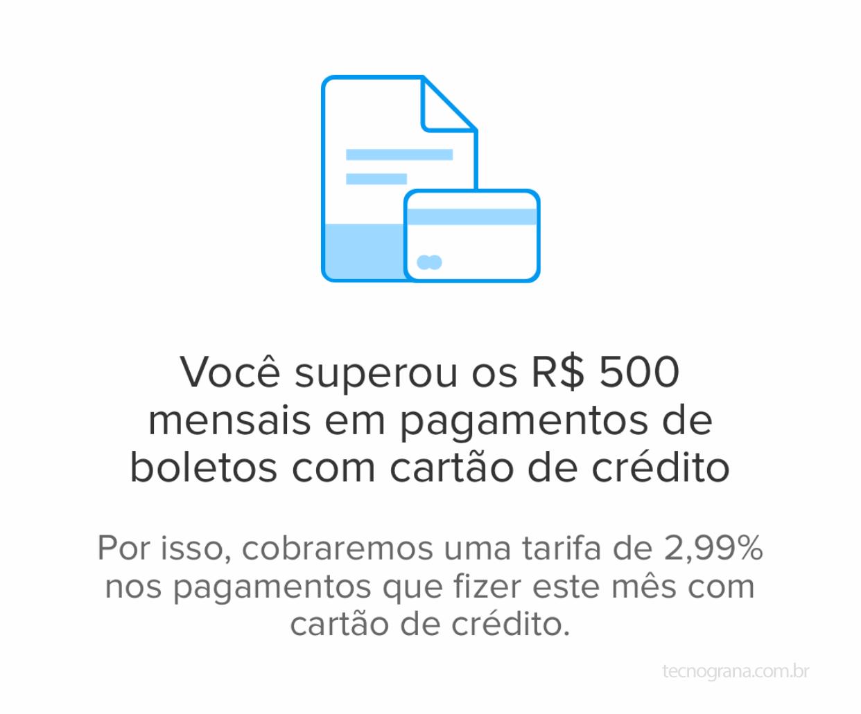 mp-limite Mercado Pago reduz limite de pagamento de boletos para R$ 500