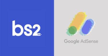 Problema no BS2 com AdSense