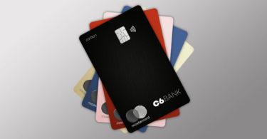 Cartão Carbon C6 Bank