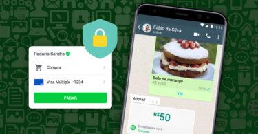 Pagamentos pelo WhatsApp Business