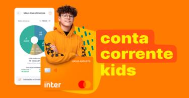 Conta Digital Kids Inter