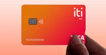 Cartão VISA Platinum iti
