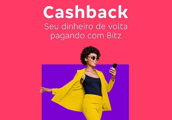 cashback-conta-bitz-2 Aplicativo Bitz dá cashback de R$5 para cada uso do cartão