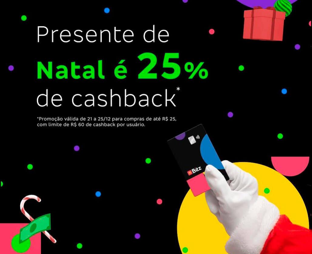 natal_Bitz_2 Aplicativo Bitz dará até R$60 de cahsback durante a semana do Natal