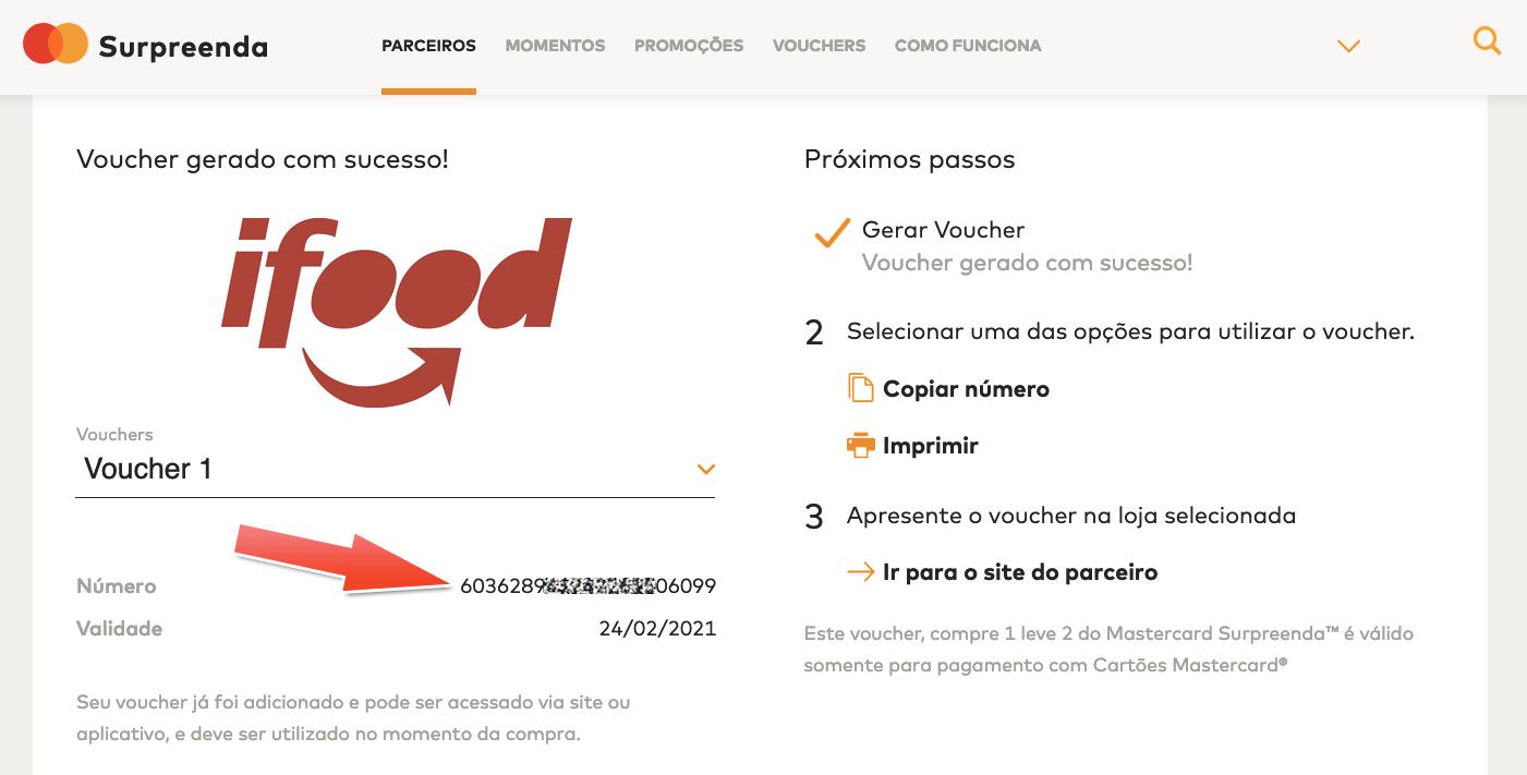 surpreenda4 Veja como ganhar um voucher de R$25 no iFood com o Mastercard Surpreenda