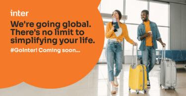 Conta global Banco Inter
