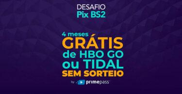 Desafio Pix BS2