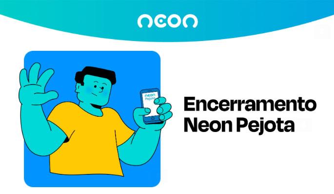 pejota Banco digital Neon vai encerrar sua conta Pejota em maio para todos os seus clientes